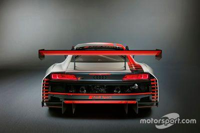 Audi R8 LMS 2019 unveil