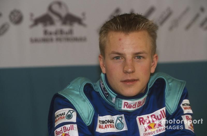 Kimi Räikkönen (2001)