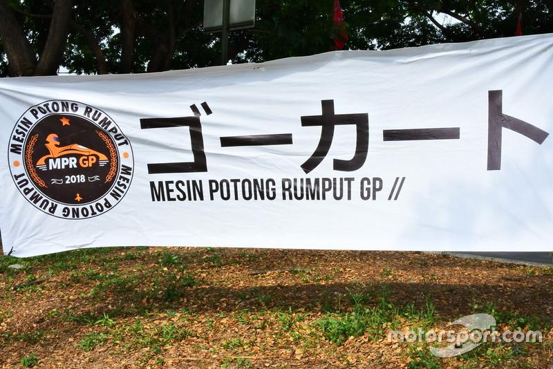 Alasan memilih nama Mesin Potong Rumput GP?