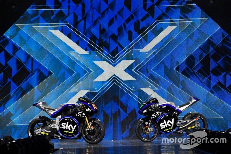 Sky Racing Team VR46 2019 livery