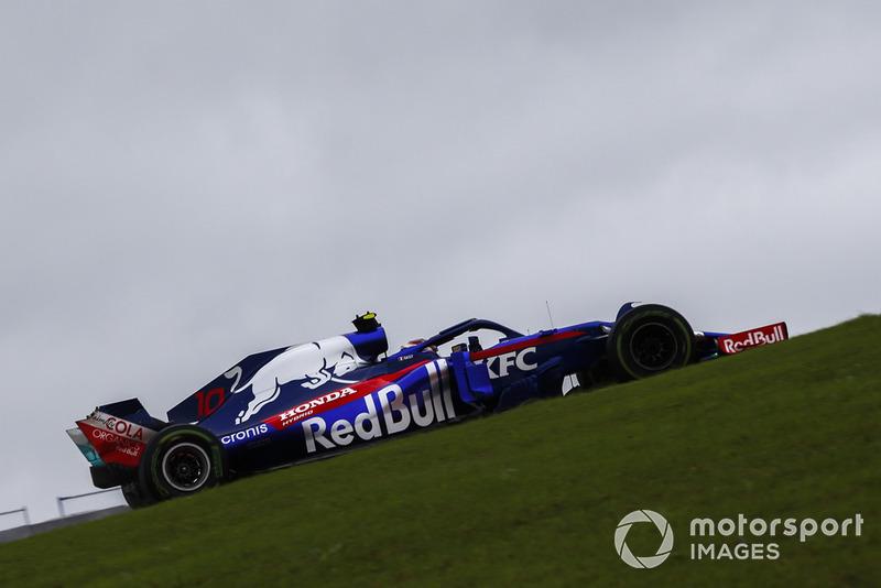 6. Pierre Gasly, Scuderia Toro Rosso STR13