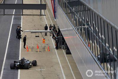 Mercedes F1 Team Haziran testi
