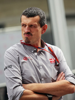 Guenther Steiner, director del equipo Haas F1