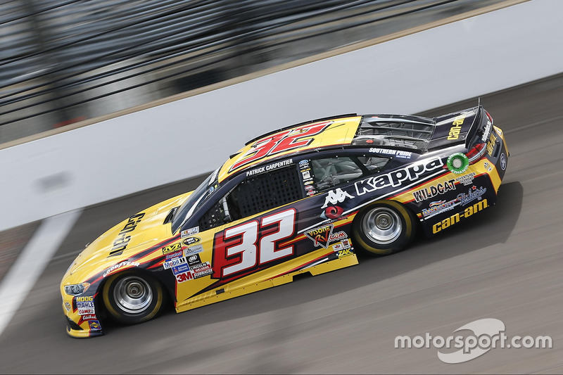 34. Patrick Carpentier, Go Green Racing, Ford