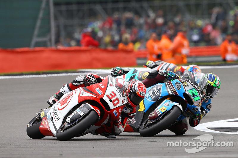 Takaaki Nakagami, Honda Team Asia, Franco Morbidelli, Marc VDS