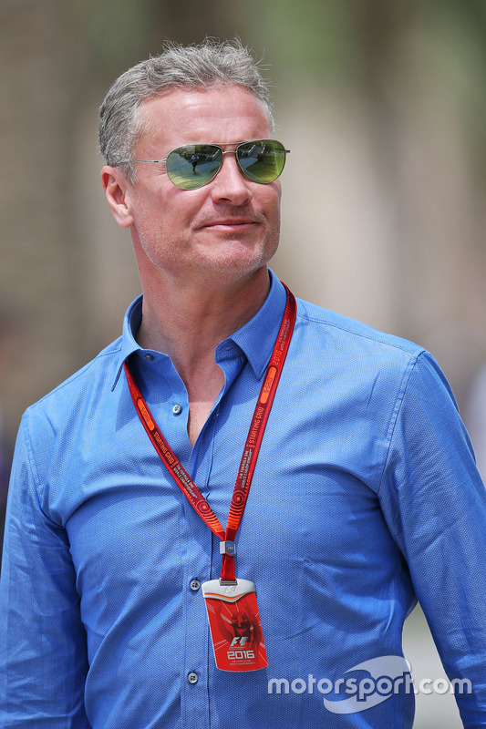 David Coulthard, Red Bull Racing and Scuderia Toro Advisor and Channel 4 F1 Commentator