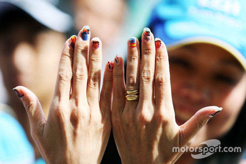 Un fan de Fernando Alonso, McLaren