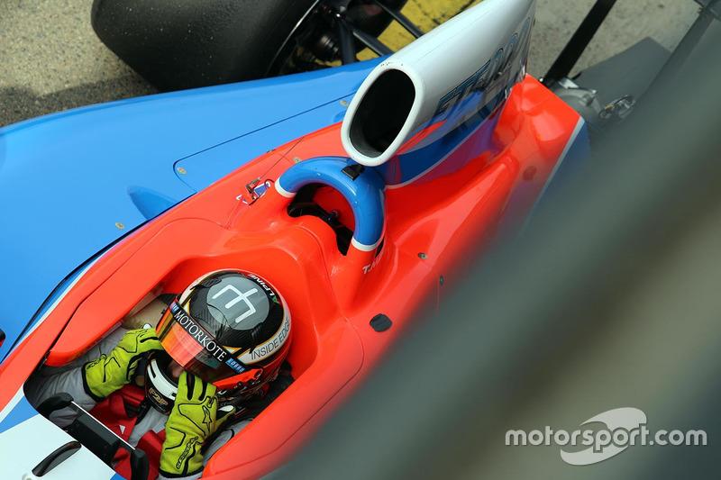 Formula Thunder 5000 test II