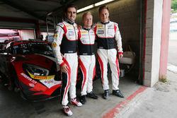 #88 AKKA ASP, Mercedes AMG GT3: Tristan Vautier, Felix Rosenqvist, Renger van der Zande
