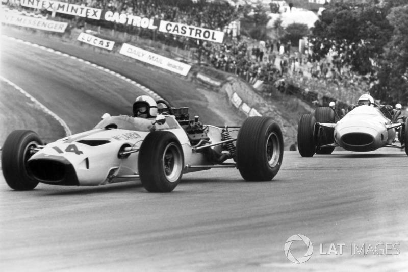 1966. McLaren M2B Serenissima