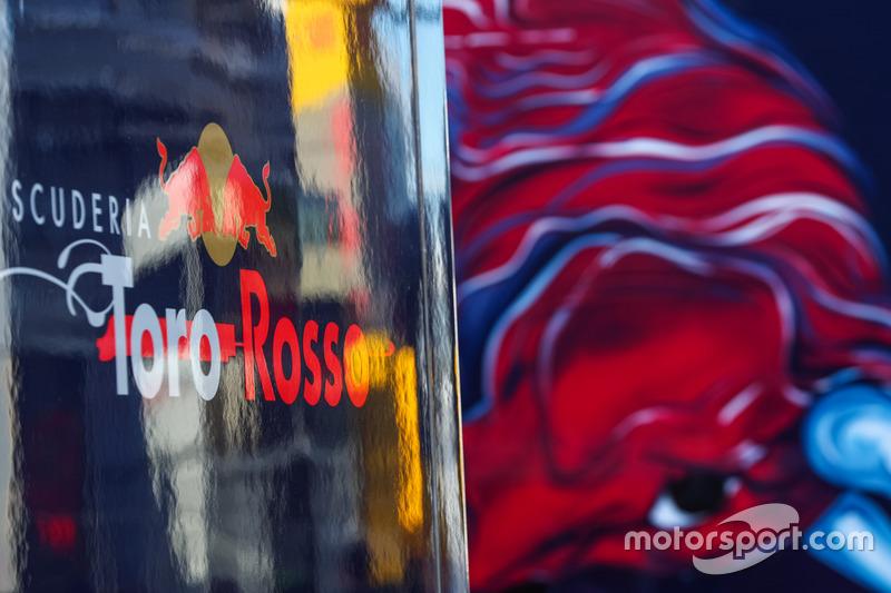 2018: Toro Rosso