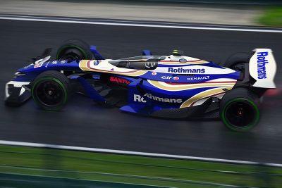 صور خياليّة لسيارات الفورمولا واحد في 2025