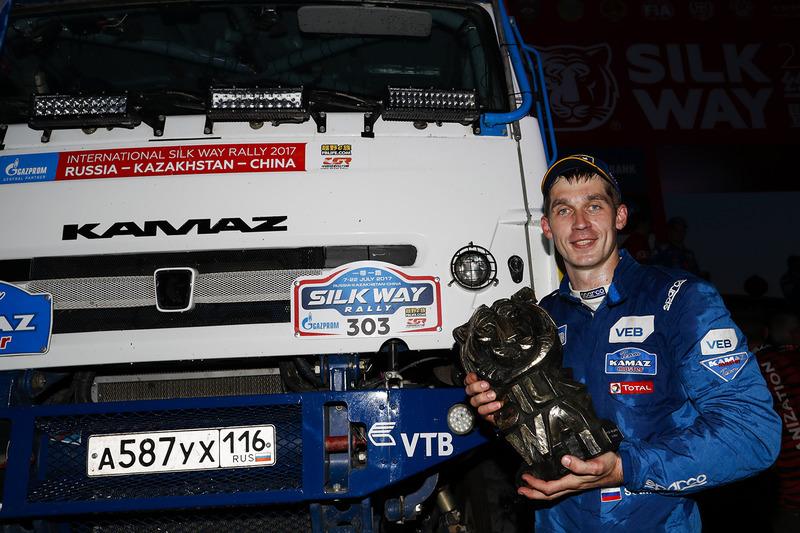 Camión ganador Dmitry Sotnikov, Team Kamaz Master