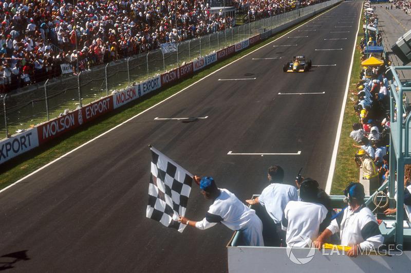 Montreal 1991: de laatste Formule 1-zege