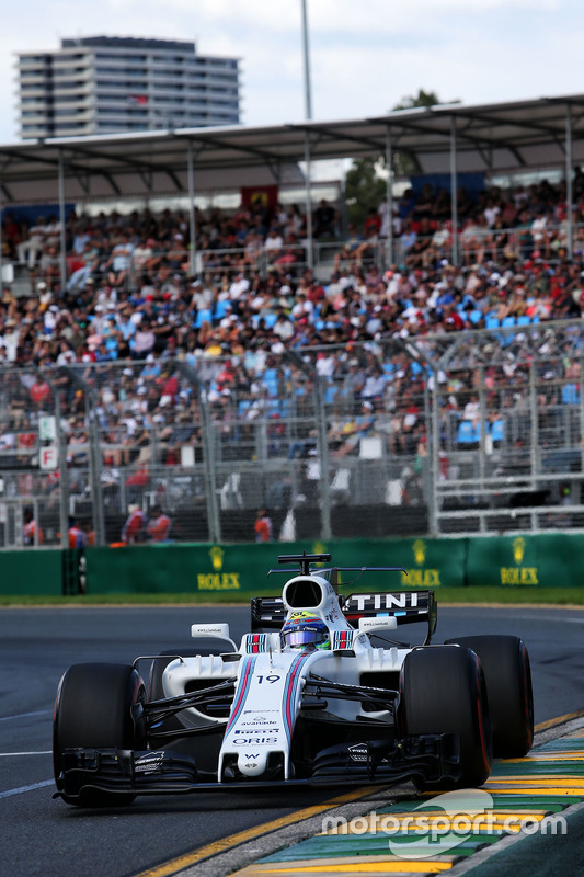 Felipe Massa, Williams, FW40