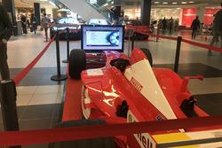 Festeggiamenti 70 anni Ferrari alla Migros di Sant'Antonino