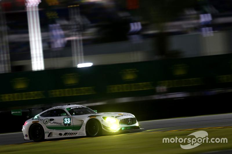 #50 Riley Motorsports Mercedes AMG GT3: Gunnar Jeannette, Cooper MacNeil, Shane van Gisbergen, Thomas Jäger