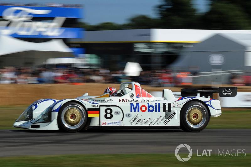 Porsche WSC95