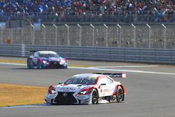 #39 Team Sard Lexus RC F: Heikki Kovalainen, Kohei Hirate