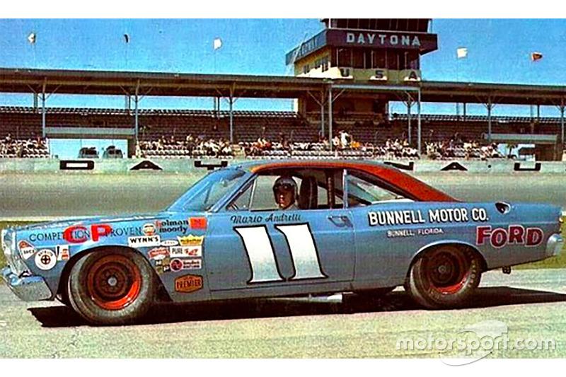 Pemenang Daytona 500 1967, Mario Andretti