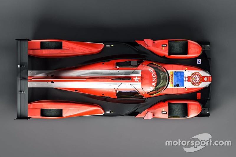 CEFC MANOR TRS Racing