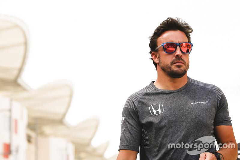 Формула 1 Алонсо в Indy 500: все материалы