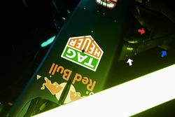 Red Bull Racing RB13, sospensione