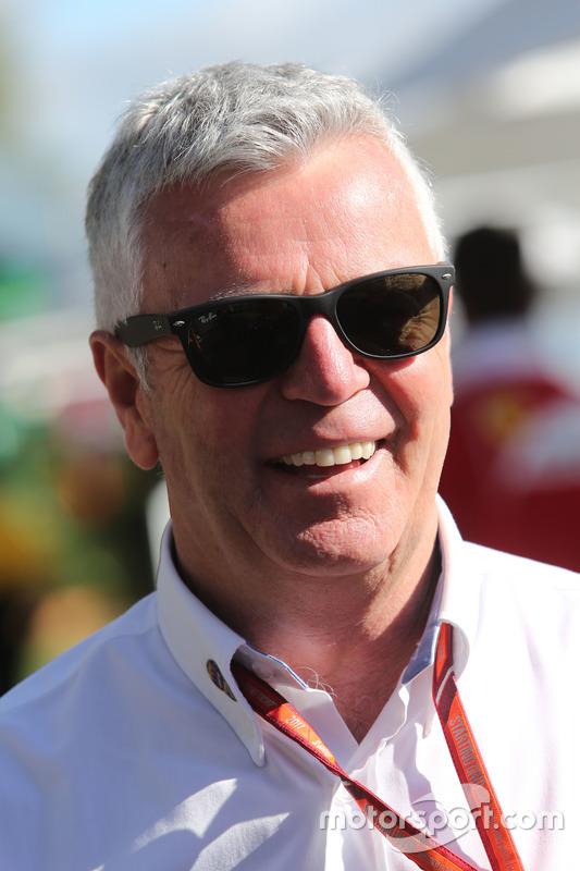 Derek Warwick, FIA-Steward