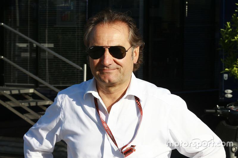 Hubert Trunkenpolz, CSO of KTM