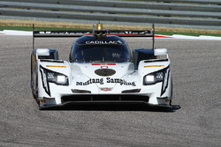 #5 Action Express Racing, Cadillac DPi: Joao Barbosa, Christian Fittipaldi