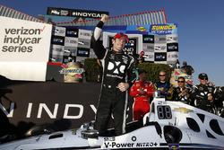 Ganador, Simon Pagenaud, Team Penske Chevrolet
