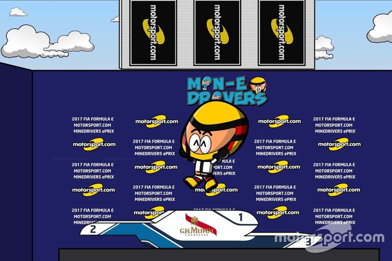 Los MinEDrivers vuelven en el próximo ePrix de Berlín