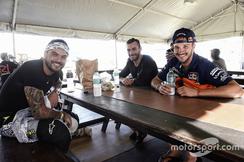 Pablo Quintanilla, Husqvarna Factory Racing, Sam Sunderland, Red Bull KTM Factory Racing, Joaquim Rodrigues, Hero MotoSports