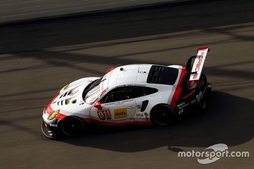 Daytona, test di Gennaio