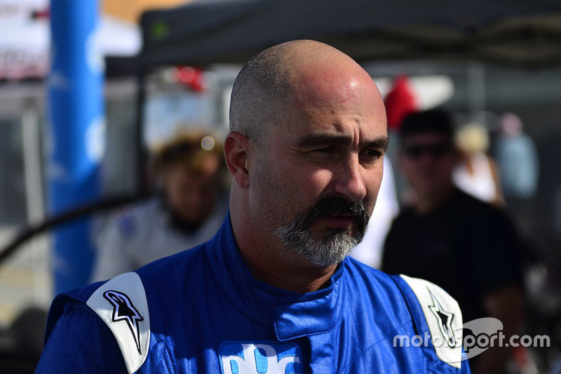 Guillermo Fernandez de MGM Motorsports
