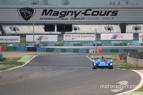 Jenson Button testet LMP1