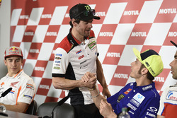 Valentino Rossi, Yamaha Factory Racing, Cal Crutchlow, Team LCR Honda