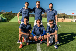 Paul Di Resta, Daniel Juncadella, Gary Paffett, Pascal Wehrlein, Edoardo Mortara, Lucas Auer
