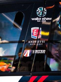 Walkinshaw Andretti United logos