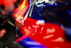Carrocería del Toro Rosso STR13