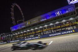 El hogar de la Fórmula 1 carreras nocturnas