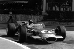 Грэм Хилл, Lotus 49B