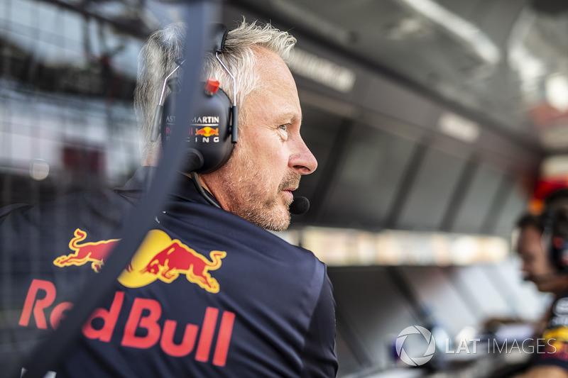 Jonathan Wheatley, Red Bull Racing Takım Menajeri