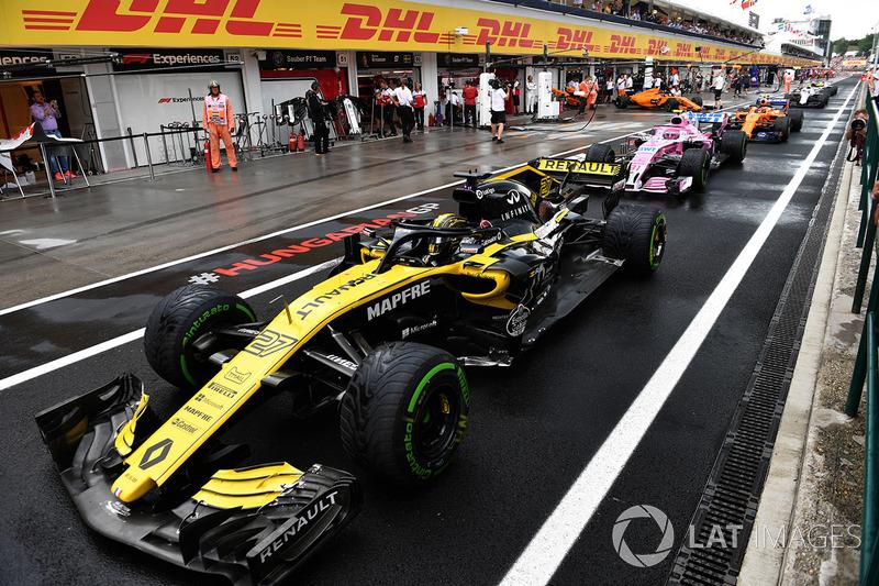 13: Nico Hulkenberg, Renault Sport F1 Team R.S. 18, 1'36.506
