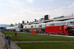 Ferrari truck and freight