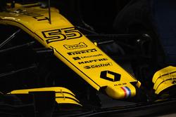 Renault Sport F1 Team RS18 nose