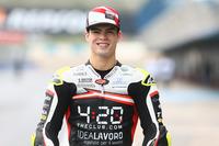 Eric Granado, Forward Racing