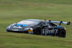 #1 Prestige Performance, Lamborghini Paramus, Lamborghini Huracan LP620-2: Trent Hindman, Riccardo A
