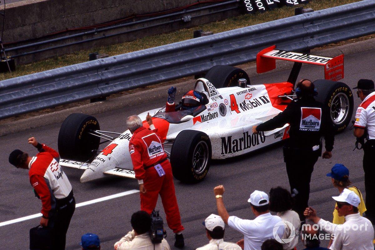 Emerson Fittipaldi, Team Penske