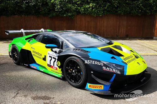 Annuncio Barwell Motorsport